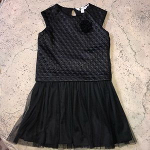 ADORABLE black dress!